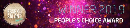 Winner 2019 - People's Choice Award